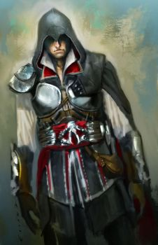 MY NAME IS EZIO AUDITORE by ELIANT