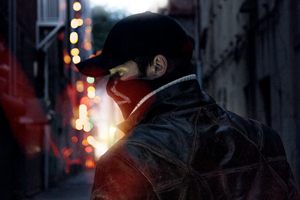 Aiden Pearce - Watch Dogs cosplay by infectiousdesigner