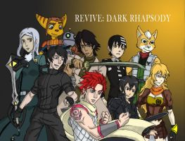 Limitless Universe Revive: Dark Rhapsody by Linkinpark30101