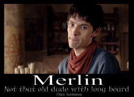 Merlin poster by Szeth