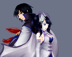 DW6]Cao Pi and ZhenJi by Draven4157