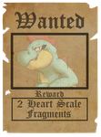 Festival of Lights Wanted Poster - Max by whmSeik
