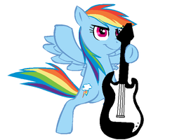Rainbow Bass by PalaceOfChairs