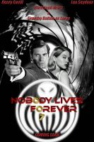 Nobody Lives Forever poster starring Henry Cavill by SWFan1977