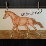 KR Bird In Hand by walktrotcanter7