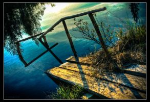 Sunken - HDR by cavenaugh