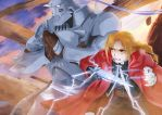 The Elric brothers by tinysaucepan
