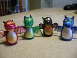 Clay Whelplings WoW by chibimemories