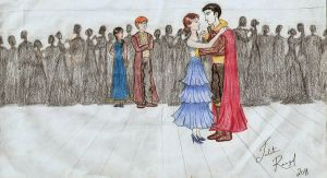 That bloody yule ball by talita-rj