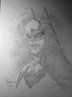 Batman ECCC13 by RyanOttley