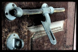 old door locks by rizwan-mehmood