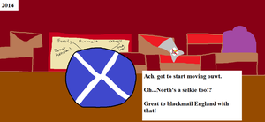 Scotland's Reaction by Hannah2070