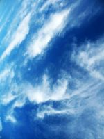Cirrus Clouds by lamarble