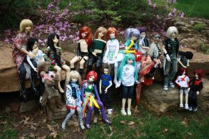 doll meet 5 03 09 by NannaElle