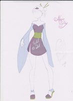 SOLD Magic Winx with Wings by Reybel-Art