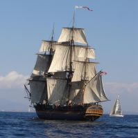 HMS Surprise by StasiaM