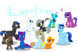 Everfree RP by Avarick
