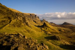 Quiraing - 5 by ikthius