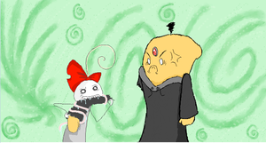 iScribble collab eue by DP5