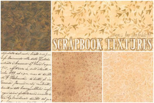 Scrapbook Papers 04 by kafekafe