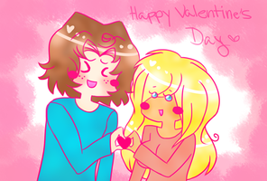 For My Valentine by AskMaleWisconsin