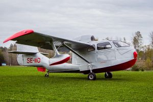 Republic - RC-3 Seabee by PrincessAlbertSwe