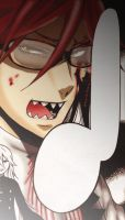 Grell Sutcliff by LeLapinAgile