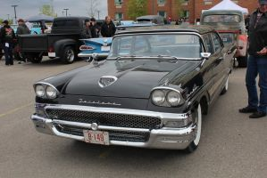 Slick Black Fairlane by KyleAndTheClassics