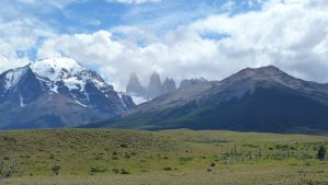 Patagonian Landscape 08 by fuguestock