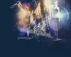 Selena Gomez Wallpaper 1 by GiraffeAndy