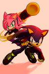 The not sonamy by Myly14