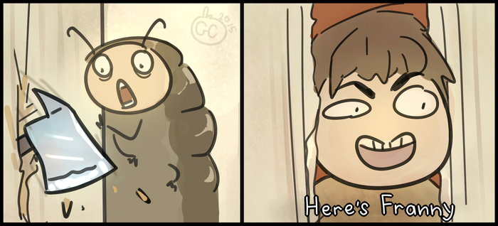 Fran Bow_Here`s Franny by goldencookie-nl