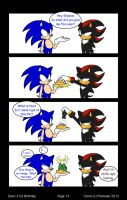 Sonic's 21st Birthday--page 13 by SonicFF