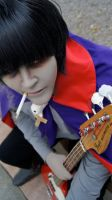 Gorillaz: Big Mistake by bipolar-cosplay