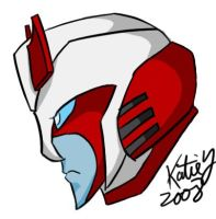younger Ratchet by katiewhy