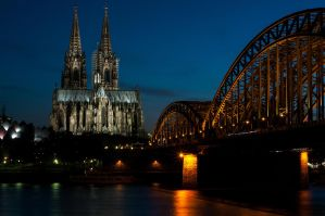 cologne. by Blubdi-Photography