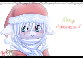 .::Eyes full of Christmas.::. by Magic-Ray