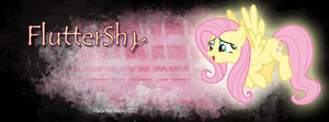 Fluttershy Fb Cover by marky1212
