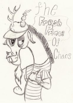 The Fresh Prince of Chaos by AQNichols