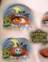 Nightmare Before Christmas by Dead-Rose-16