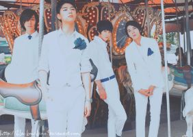 CNBlue by blackonikiss