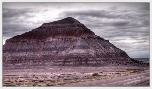 Painted Desert - Teepe by Karl-B