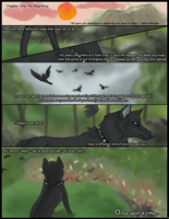 More than one Tail -  PG 1 by nerdgerm