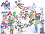 Its a group pic by SmilehKitteh