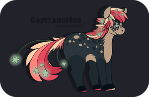 [Pony Auction] by CapitanoMud