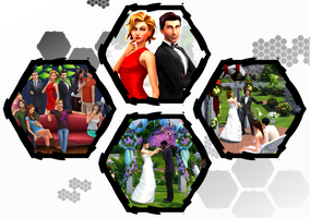 The Sims 4 by WE4PONX