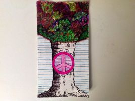 Trippin Tree by JohnnyAre