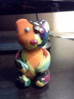 Psychedelic Bear by Spaz-Twitch11-15-10