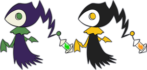 Fakemon :: Enchanlit by Aetherium-Aeon