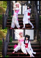 Chobits -Sumomo x Kotoko - preview by MissAnsa